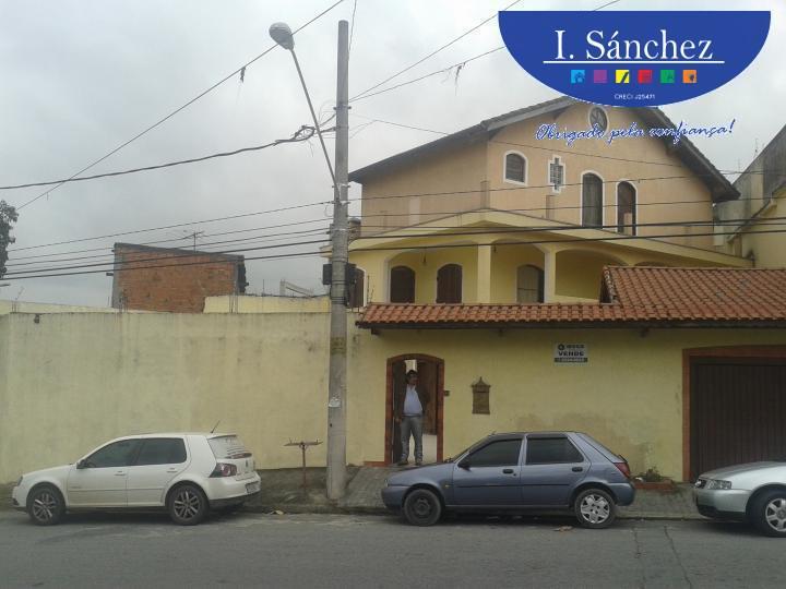 Casa Padrão à venda, Jardim São Carlos, São Paulo